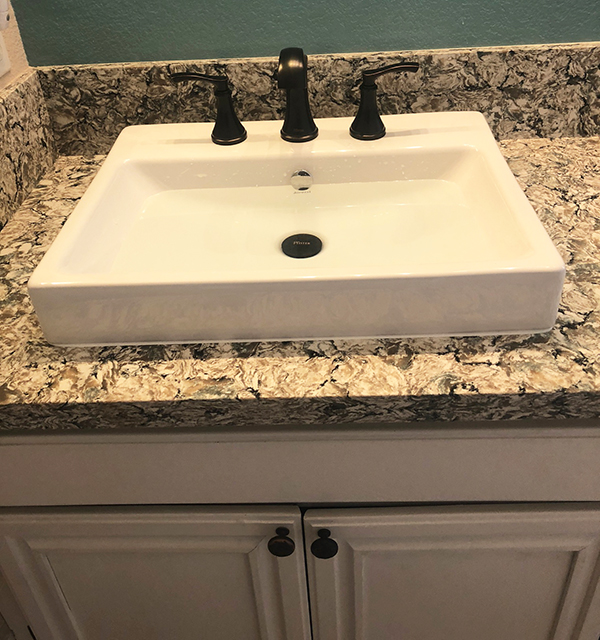 Kitchen Sink, Faucets and Plumbing Repair